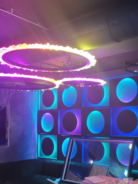 What you can do with Audio Visual Lighting
